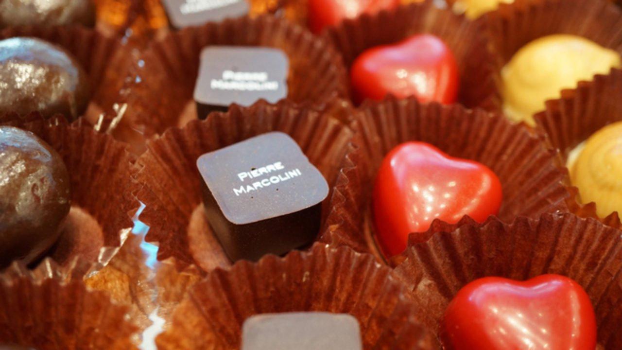 Cioccolatini di Pierre Marcolini
