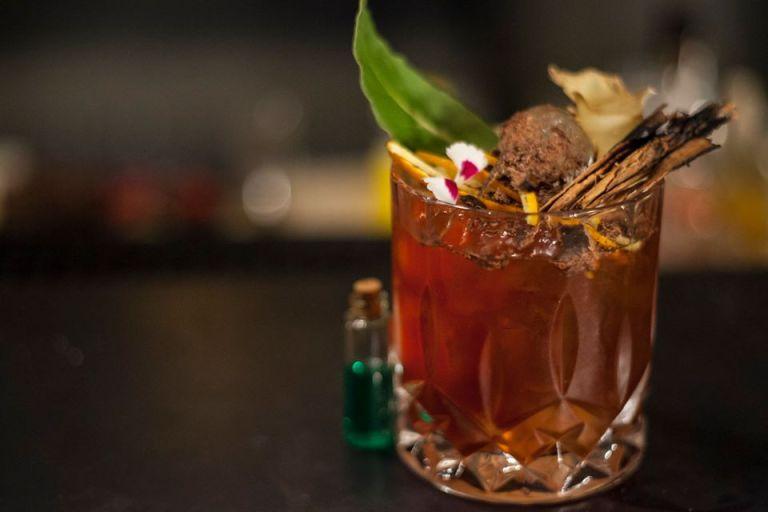 Il Santo Cocktail luxardo Aperitivo